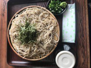 紅竹食堂 そば