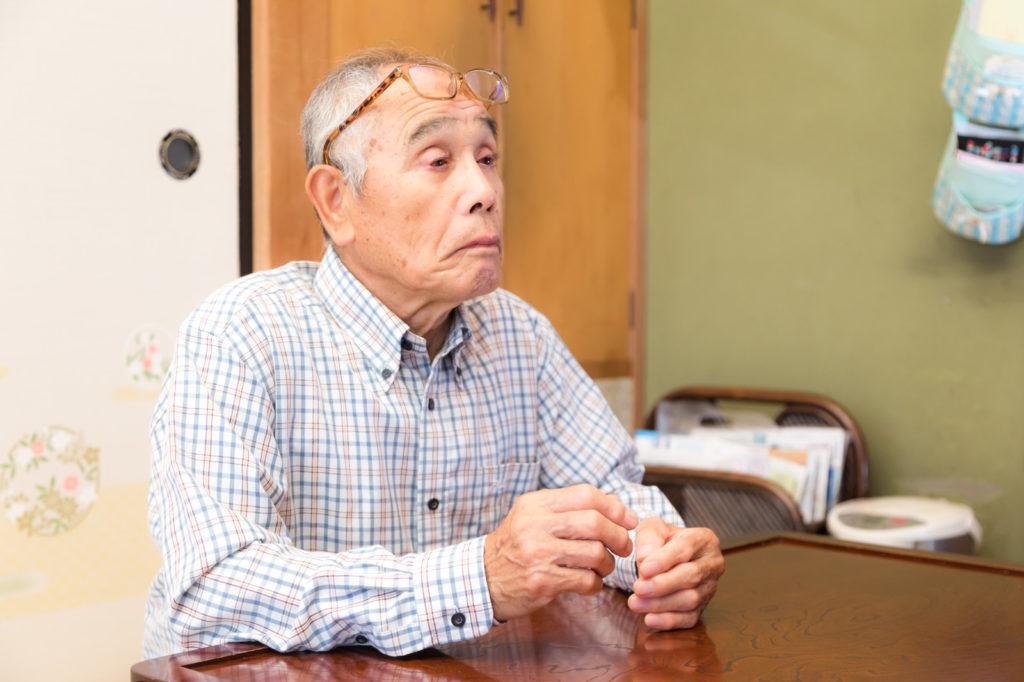 80歳の高齢者運転のやめさせ方