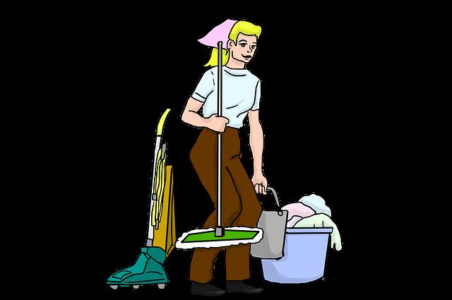 部屋掃除をしてダイエットにも生かそう!上手な掃除の仕方は?