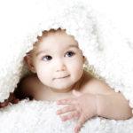 赤ちゃんシャワーが顔にかかるとむせる/泣く!赤ちゃん顔に石鹸はいつから?